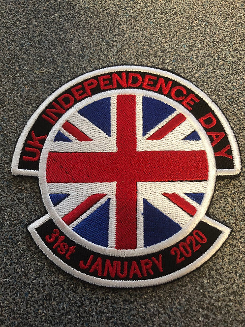 UK Independence Patch