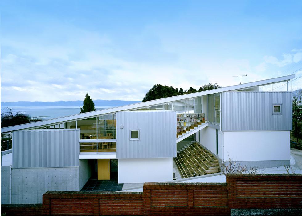 安芸津の家