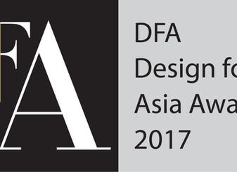 DFA Design for Asia Awards 2017