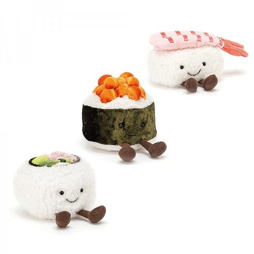Peluche Silly Sushi 3Und