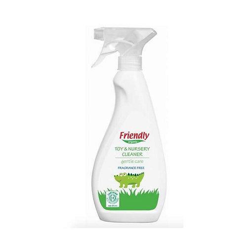 Friendly Organic Detergente Limpeza Brinquedos 500ml