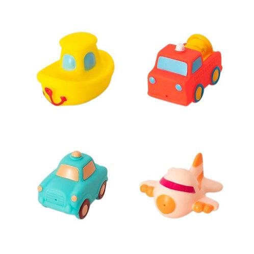 Olmitos Brinquedos de Banho Veículos