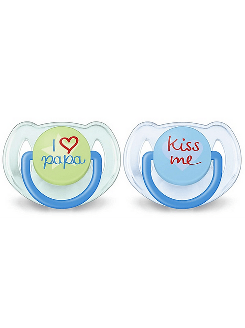 Philips Avent Chuchas Frases 6-18M