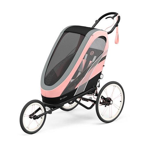 Cybex Seat Pack Zeno Silver Pink