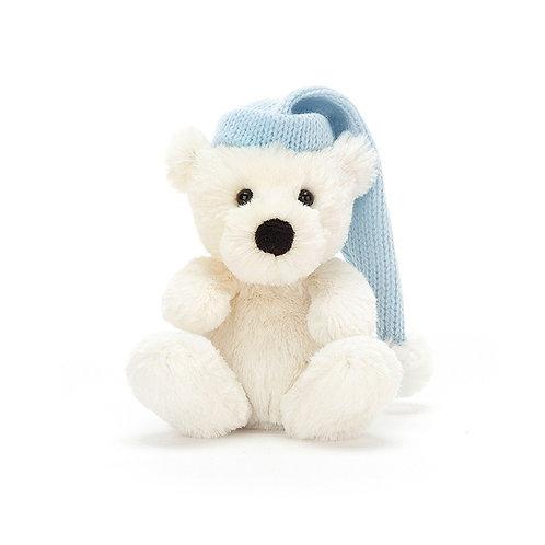 Peluche Poppet Polar Bear