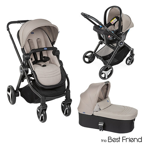 Chicco Trio Best Friend Light