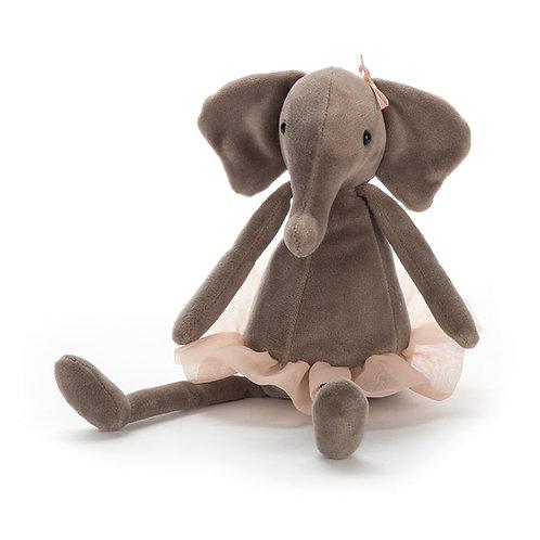 Peluche Dancing Darcey Elephant