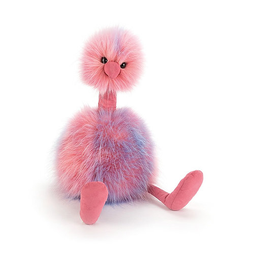 Peluche Pompom Candy Floss