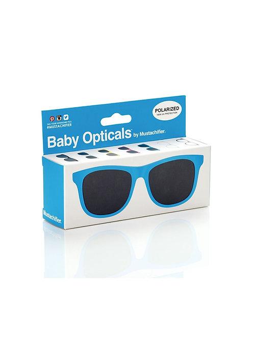Mustachifier Óculos de Sol 3-6 Anos Azul