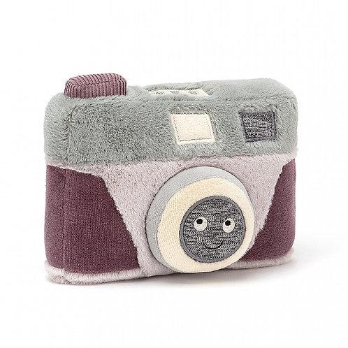 Peluche Wiggedy Camera