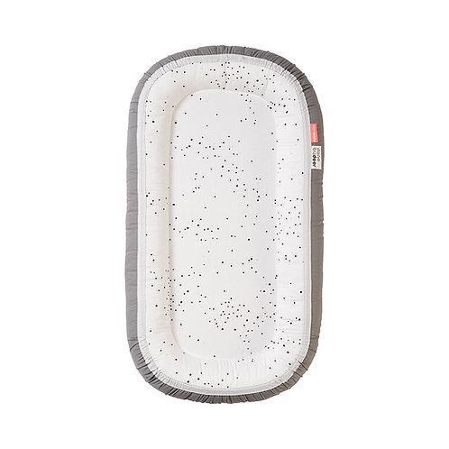 DonebyDeer Ninho Plus Dreamy Dots White/Grey