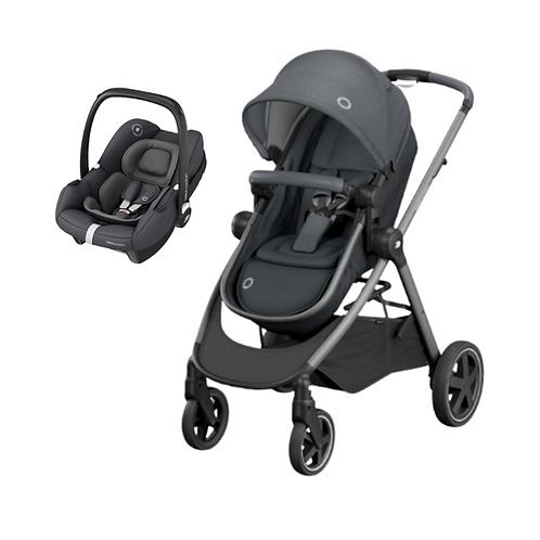 Bebé Confort Duo Zelia + Tinca Essential Graphite