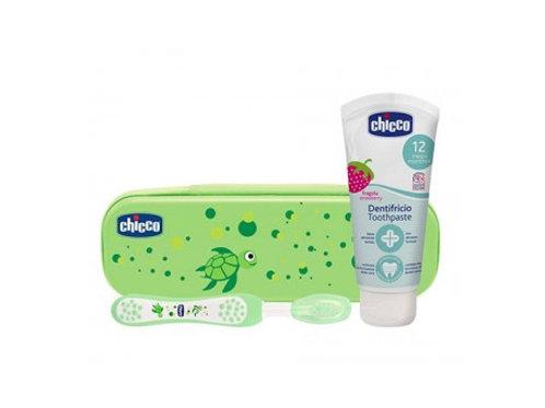 Chicco Conjunto Higiene Oral 12M+
