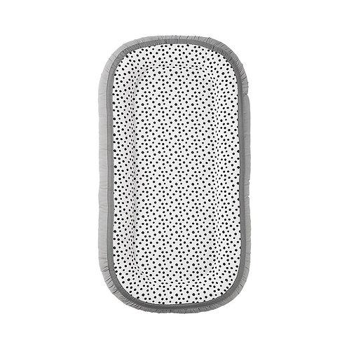 DonebyDeer Ninho Plus Happy Dots Grey