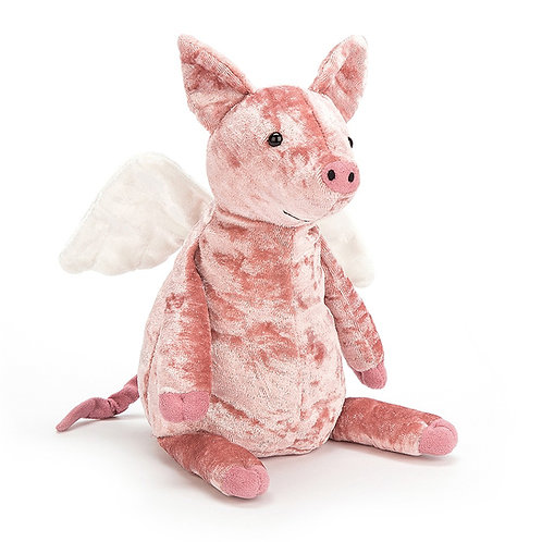 Peluche Piggy Might Fly