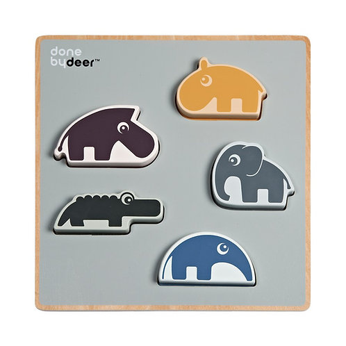 DonebyDeer Chunky Play Puzzle