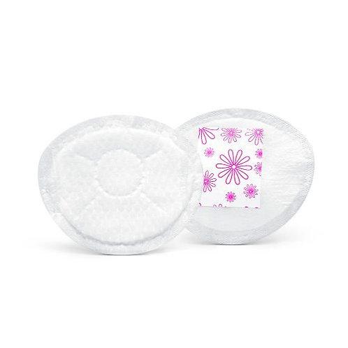 Discos Absorventes Descartáveis Medela Ultra Thin Safe &Dry 60 Und