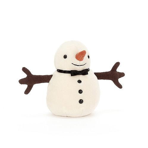 Peluche Joyful Snowman