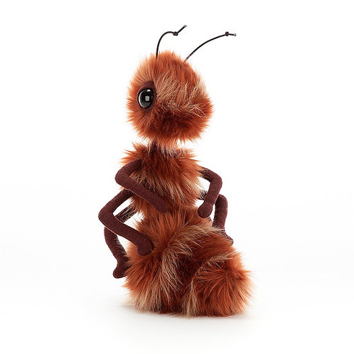 Peluche Bodacious Bug Red Ant