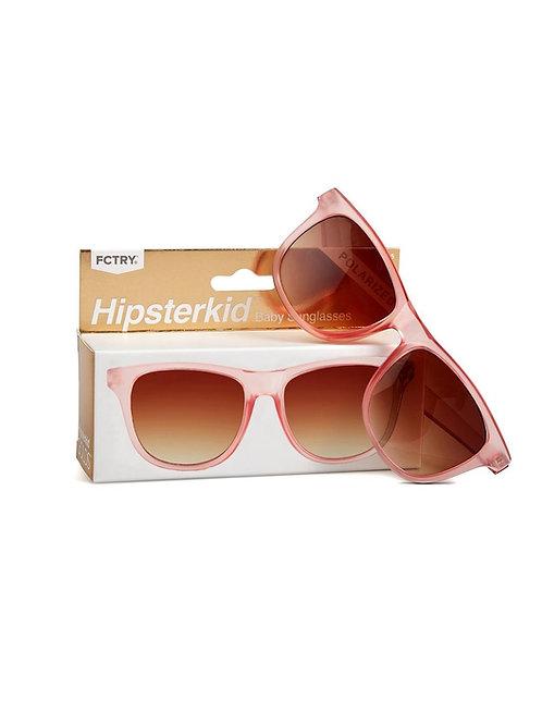 Mustachifier Óculos de Sol 0-2 Anos Gold Rosé