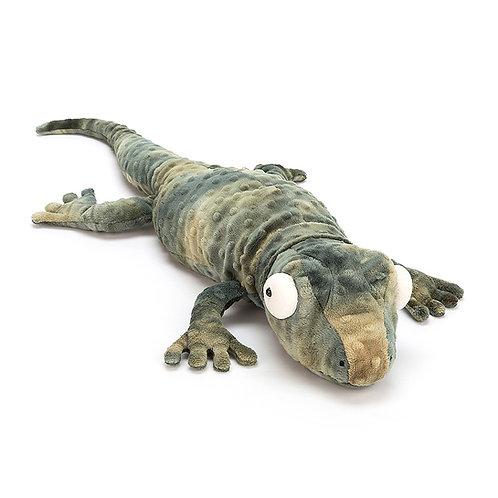 Peluche Gary Gecko Lying