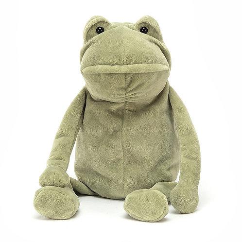 Peluche Fergus Frog