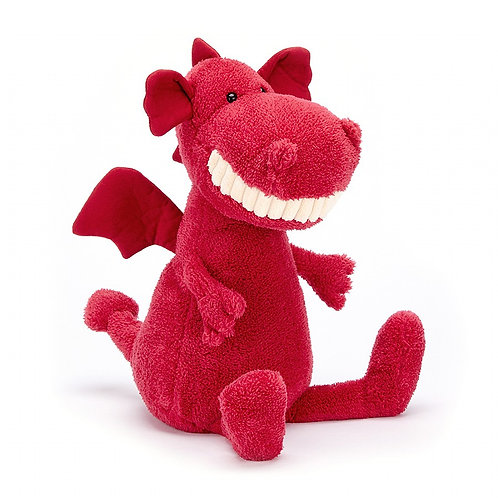 Peluche Toothy Dragon