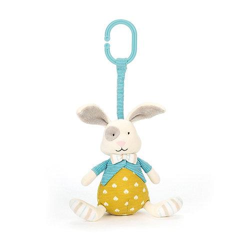 Brinquedo para Levar Mr Lewis Jitter