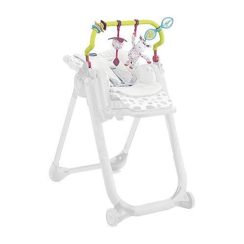 Chicco Arco e Redutor para Cadeira de Papa Polly