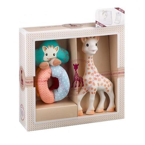 Sophie La Girafe o Meu 1º Set Girafa + Roca Sense&Soft