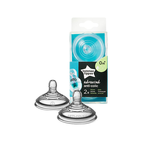 Tommee Tippee Tetinas Anti Colic Advanced Fluxo Lento