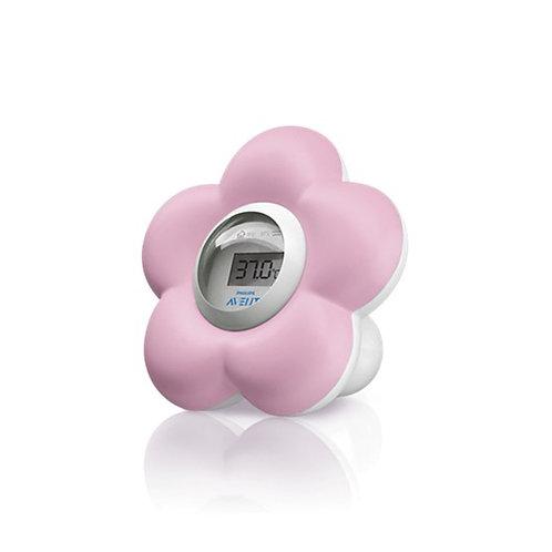 Philips Avent Termómetro Banho e Quarto Rosa