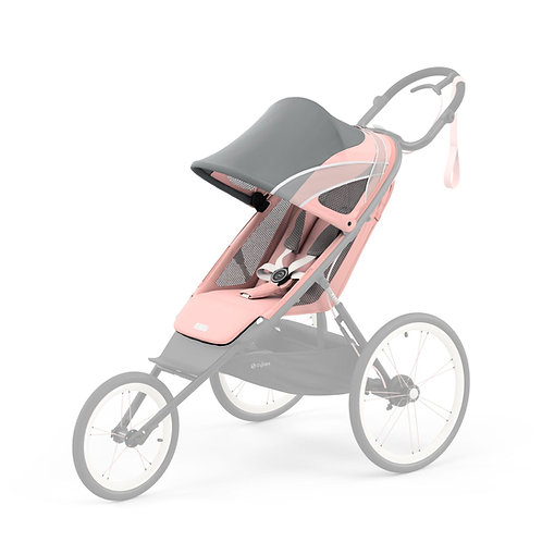 Cybex Seat Pack Avi Silver Pink