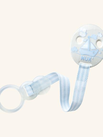 NUK Fita para Chucha Duo R&B Azul