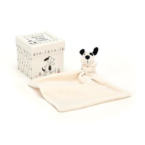 JellyCat Doudou Cãozinho com Caixa Presente