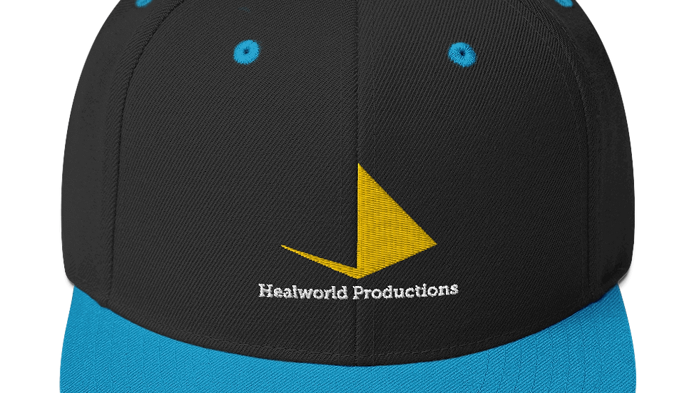 Healworld Productions Cap
