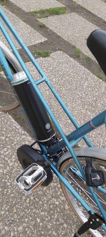 Vélo Route Vintage SIFEM Electrique