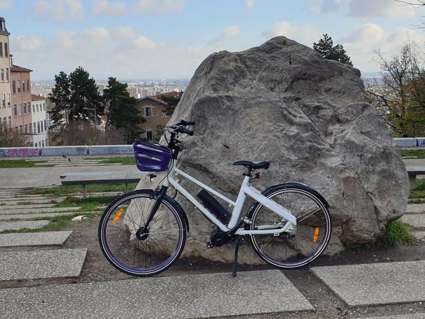 Vélo Indigo Electrique