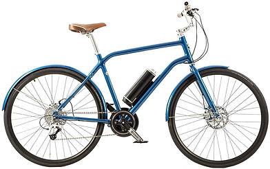 Vélo Urbain E-life Design