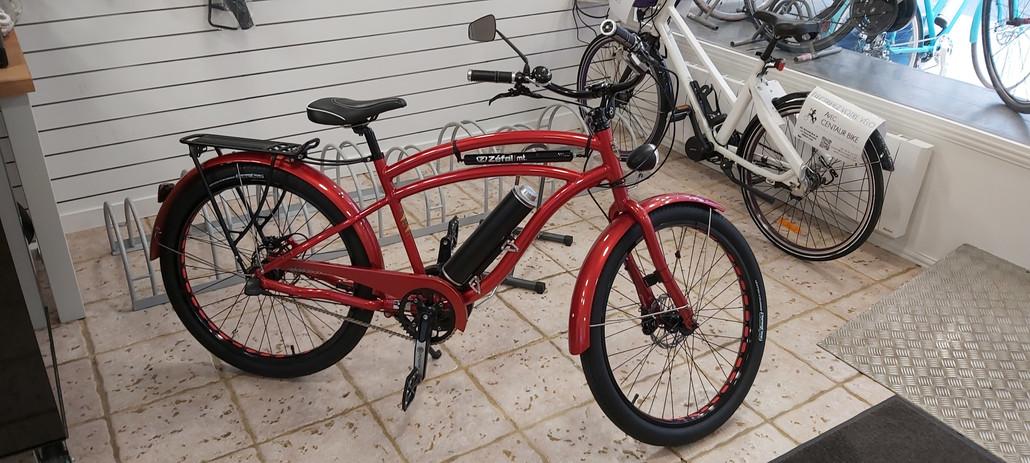 VENDU vélo électrique United Cruiser, PENDIX eDrive 500