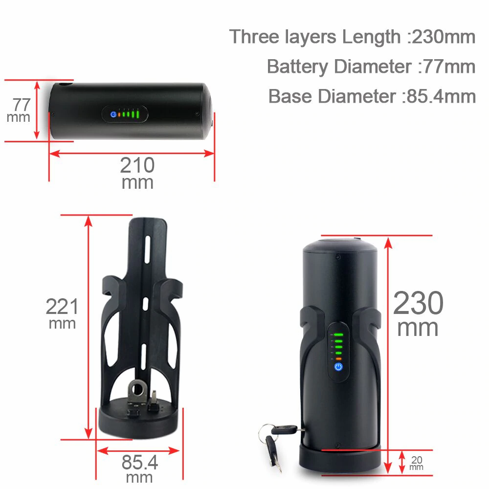 Batterie Samsung 7Ah