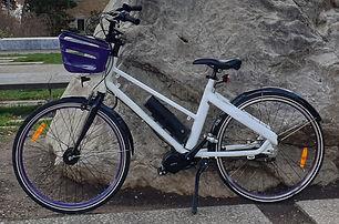 Vélo Indigo Electrique Montage d'un moteur BAFANG 80Nm programmé 90Nm et d'une batterie Cellules Samsung 370Wh. VTT électrique de marque INDIGO avec écran C965