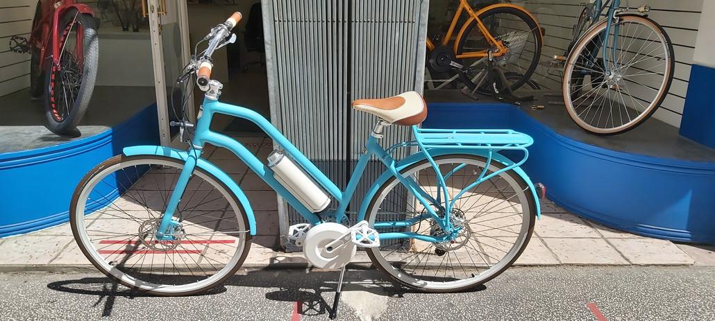 Vélo urbain Confort Life United Cruiser Neuf