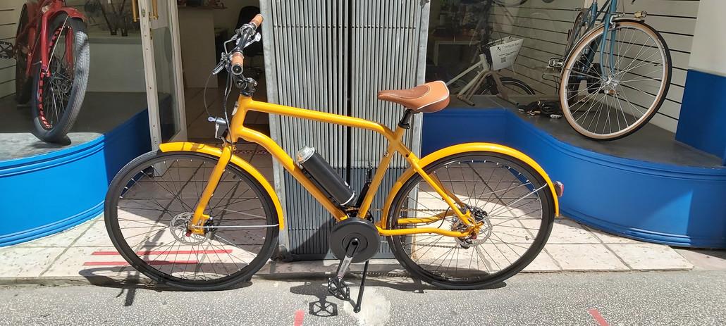 Vélo urbain Design Life United Cruiser Neuf