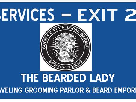 Denton's Traveling Grooming Parlor & Beard Emporium