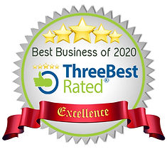 House Cleaning Award by Three Best Rated