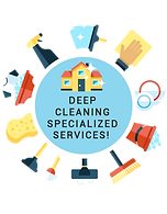 deep cleaning services by Valley's Best Cleaners