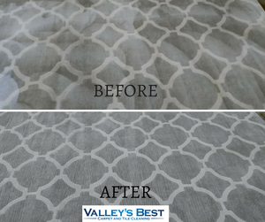 Your carpet & rugs will look brand new!  www.valleysbestcleaners.com