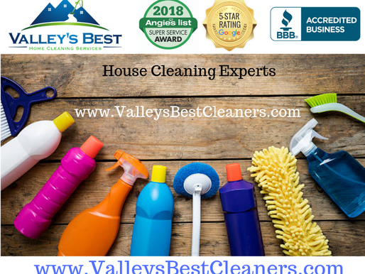 Improve your Health & Happiness with Spring Cleaning