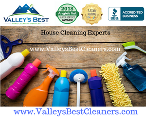House Cleaning from Valley's Best Cleaners